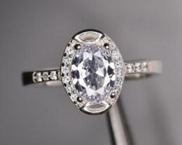 Beautiful Zircon Ring.