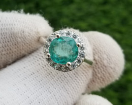15.55ct Charming Apatite in 925 Sterling Silver .23