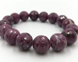 451.50 Crt Natural Ruby Bracelet