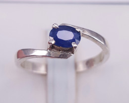 Natural sapphire beautiful Ring