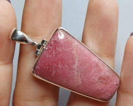 54.15cts A NICE  RHODONITE PENDANT (JNRA-RHP2055)