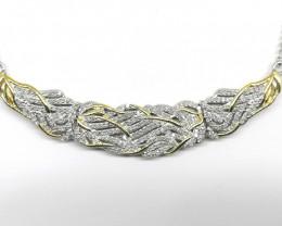Diamond Necklace 1.00 TCW