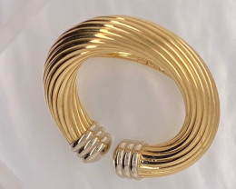 18K GOLD SCARF RING 7.2 GRAMS L631