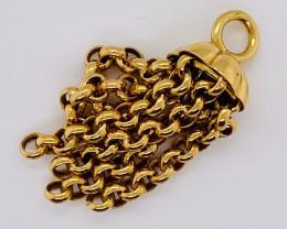 4.52 GRAMS 9K GOLD CHARM 4.52 GRAMS LGN 882