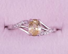 Natural Alexandrite Ring.