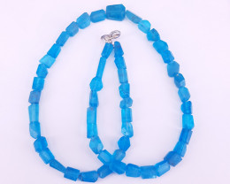 Natural Apatite Necklace.