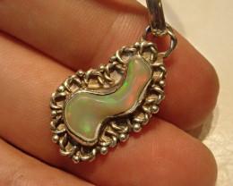 20.44ct Blazing Welo Solid Opal Pendant