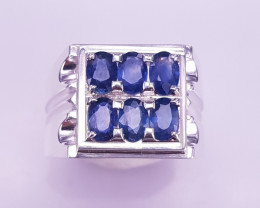 Amazing Style Sapphire Ring.