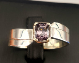 Natural Spinel Ring.