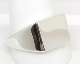 Gents Classic Signet Ring