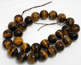 Natural Tiger Eye Beads 536.60 Carats