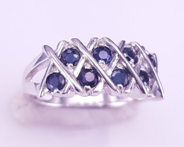 New Style Sapphire Ring.