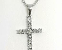 Diamond Cross 0.10 TCW