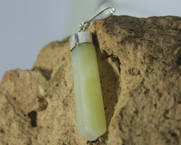 Natural Onyx Pendant.
