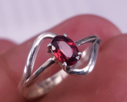 Amazing Natural Ruby Ring