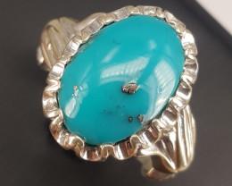 Natural Persain  Turqouise Ring.