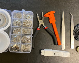 Jewelry Making Repairing Starter Kit Set CCC 259