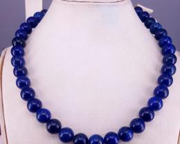 Natural Lapis lazuli beads Neckalce