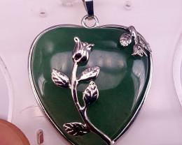 Natural Jade pendent.