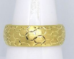 Solid 9kt. Gold Ring