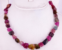 Natural Beautiful Tourmaline Necklaces
