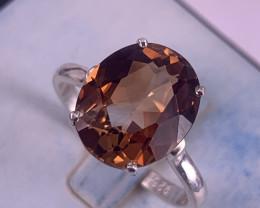 Natural Topaz Ring.