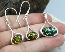 Baltic Amber Jewellery Set , direct from Poland RN251