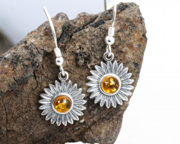 Baltic Amber Earring, direct from Poland RN322