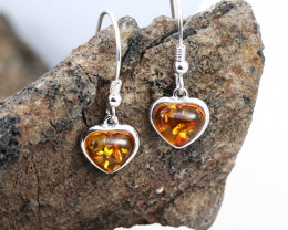 Baltic Amber Earring, direct from Poland RN350