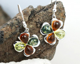 Baltic Amber Earring, direct from Poland RN357