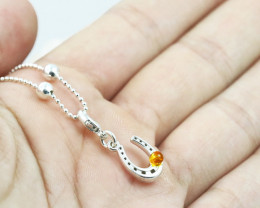 Baltic Amber Charm , direct from Poland RN422