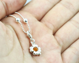 Baltic Amber Charm , direct from Poland RN435