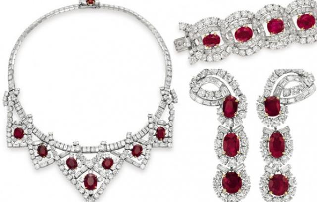Elizabeth Taylor Ruby Collection
