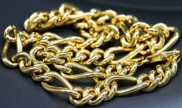 gold chain how to understand gold hallmarks
