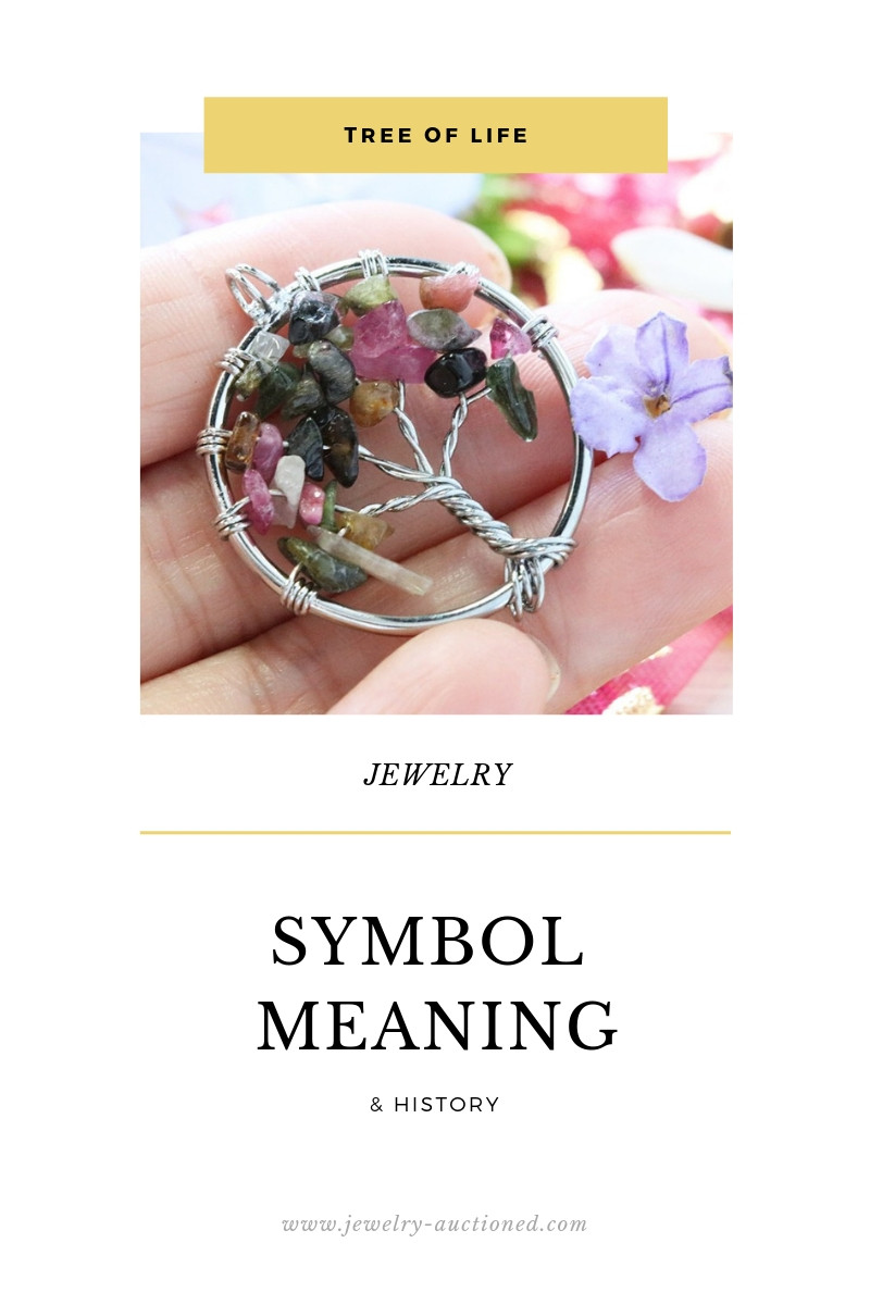 The Tree Of Life Jewelry Symbol Meaning and History