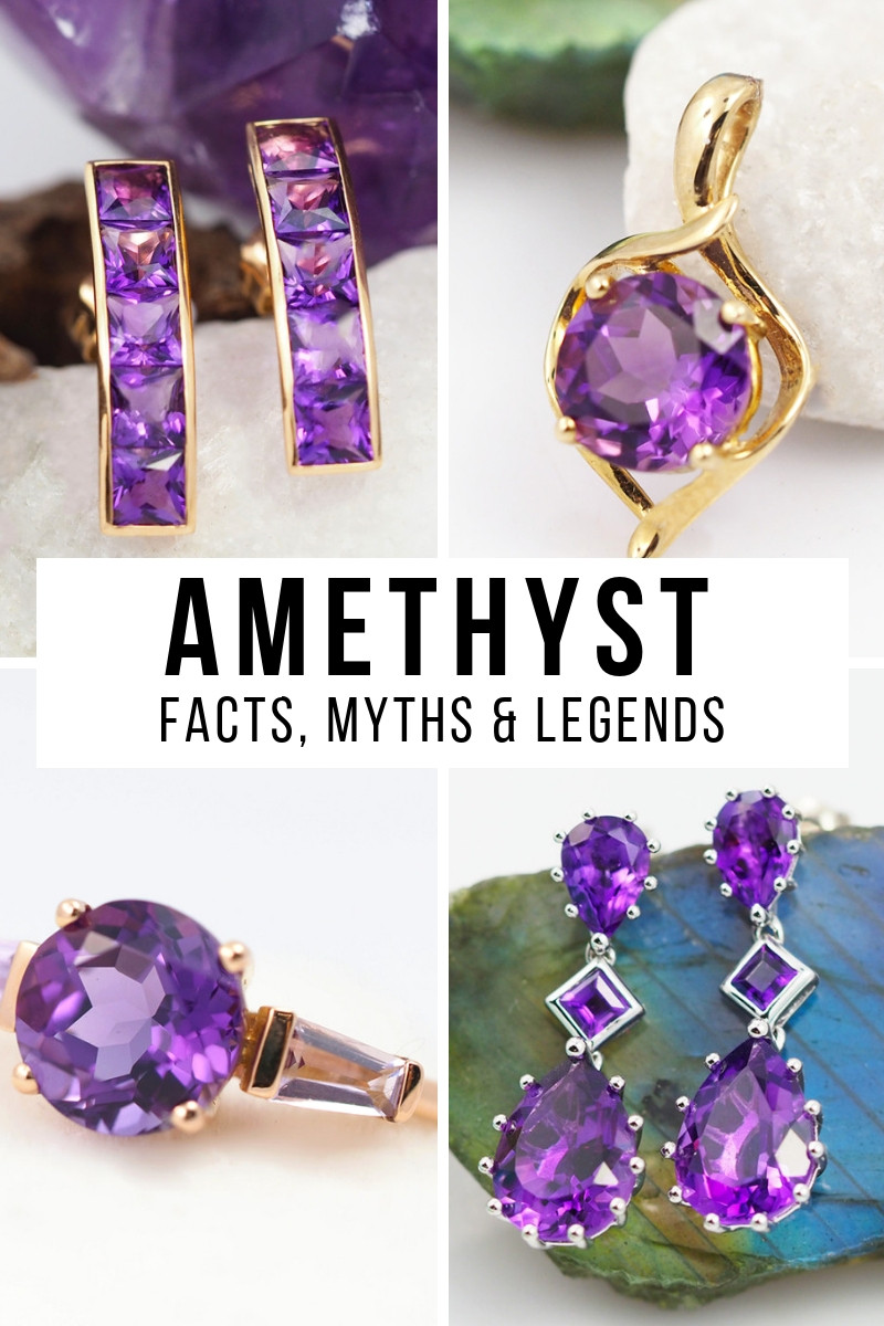 amethyst facts myths and legends