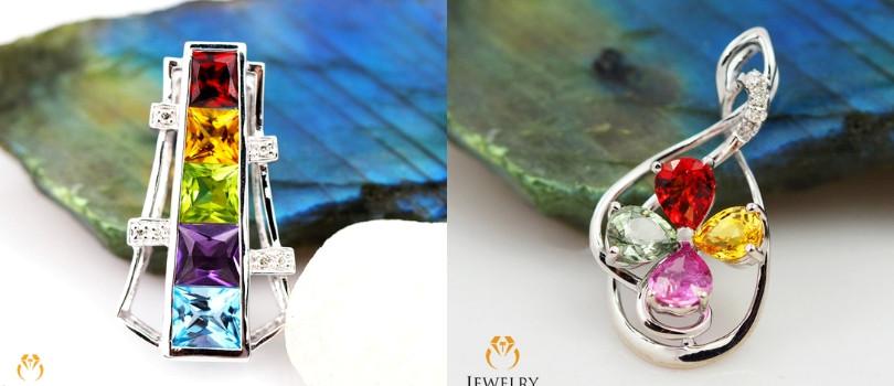 5th year anniversary sapphire jewelry