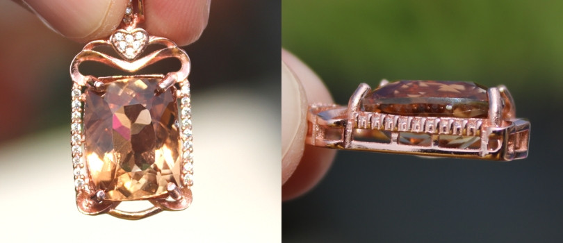 23rd year anniversary imperial topaz jewelry