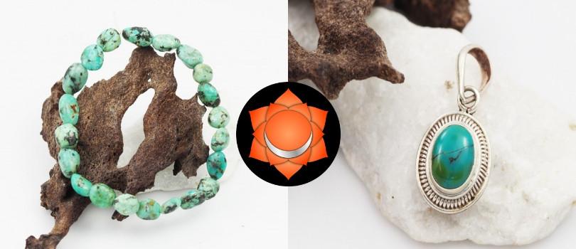 2nd chakra gemstone jewelry
