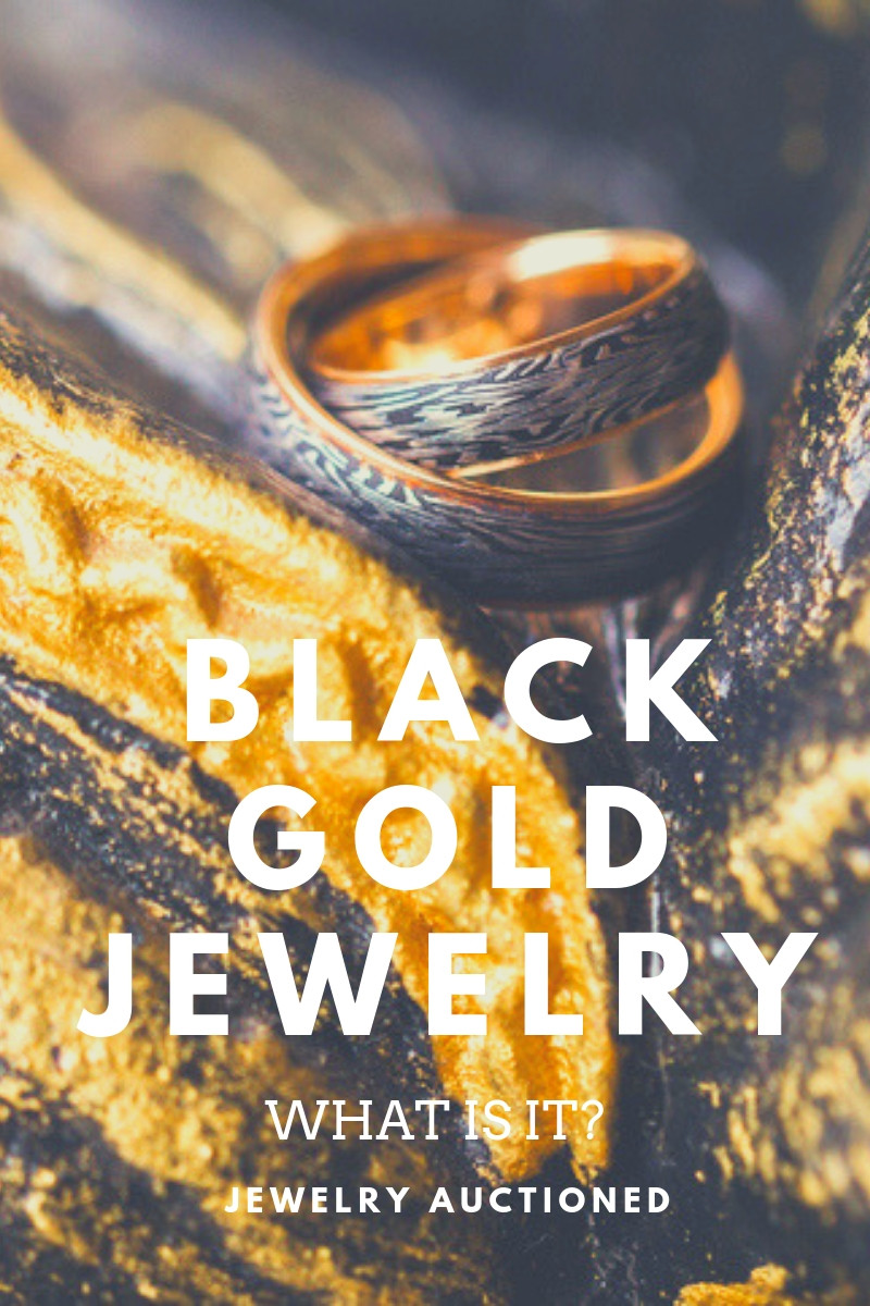 Black Gold Jewelry