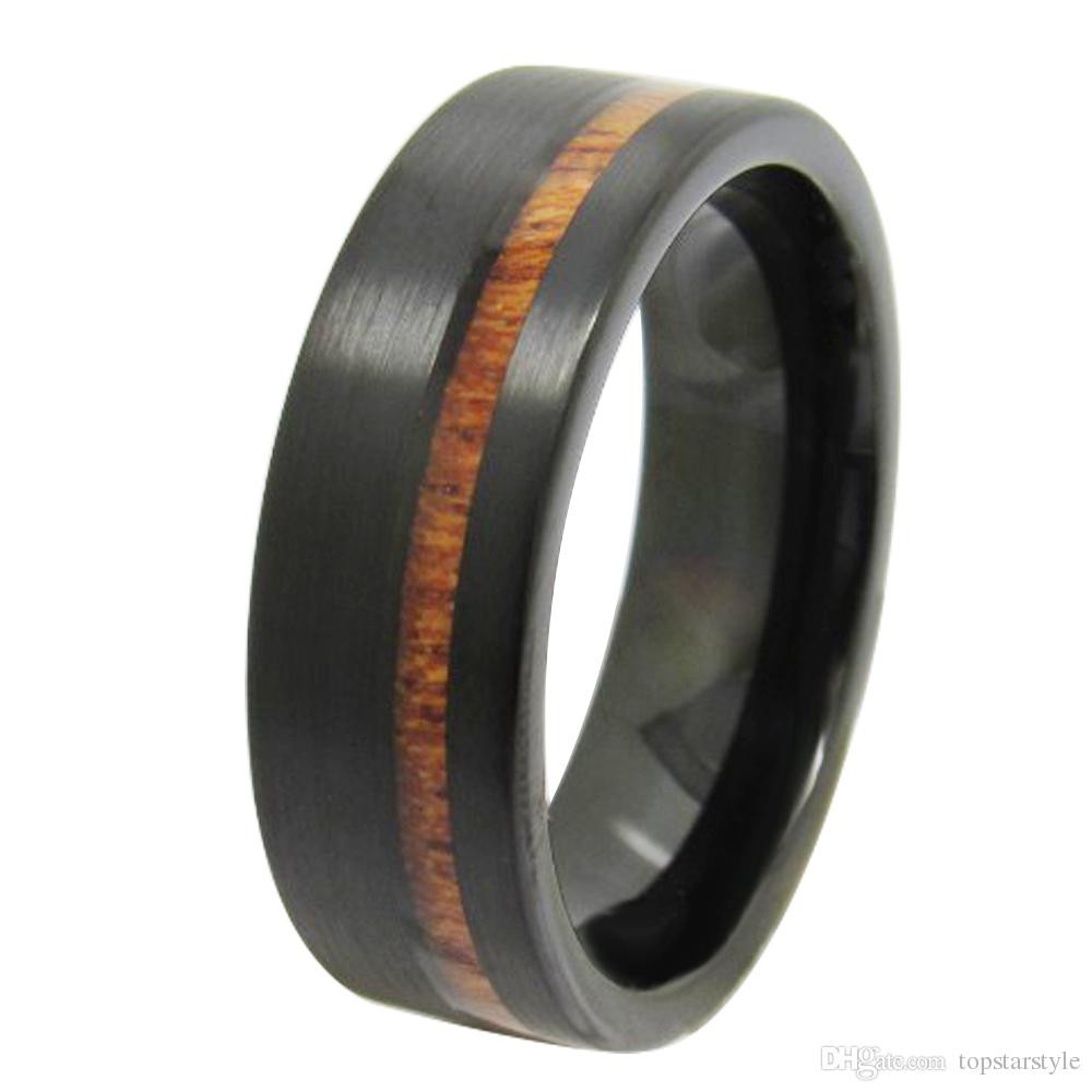 All About Tungsten Wedding Rings