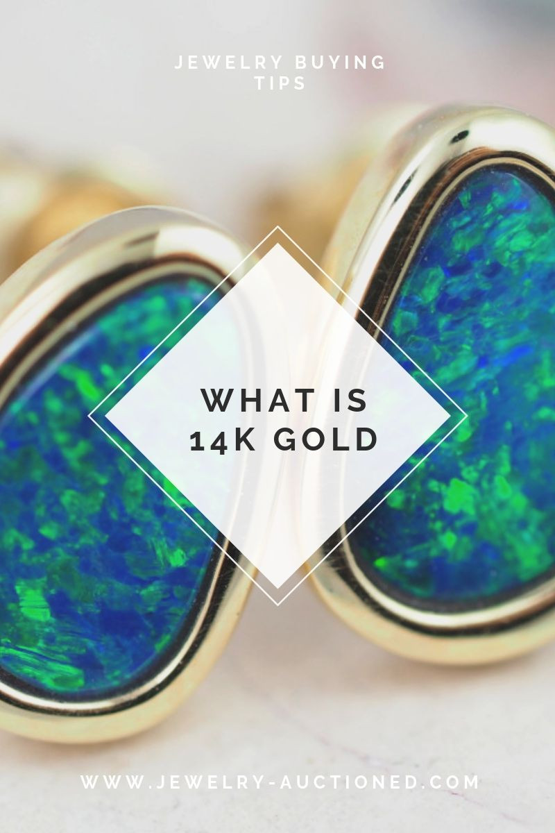 What is 14K Gold