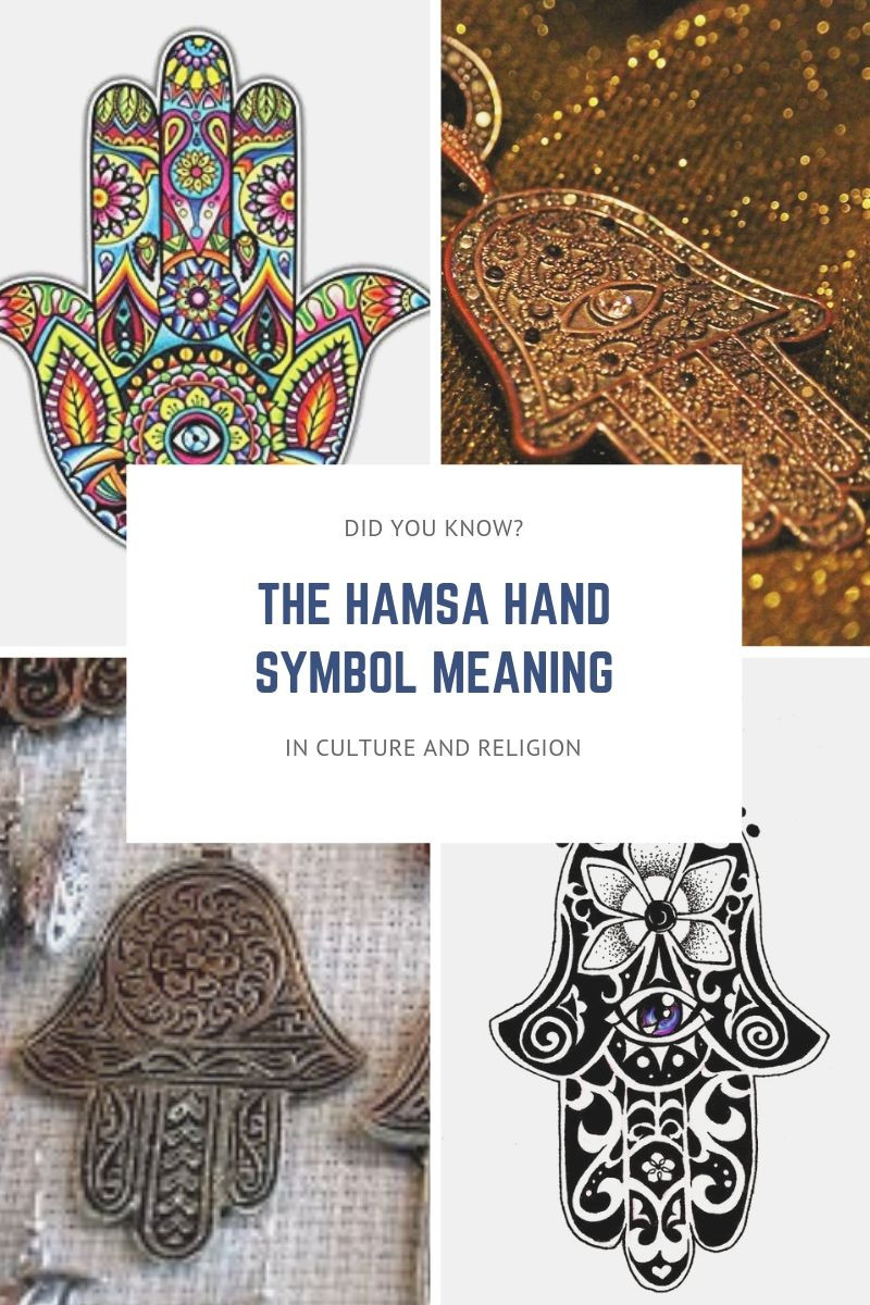 The Hamsa Hand Symbol Meaning in Culture and Religion