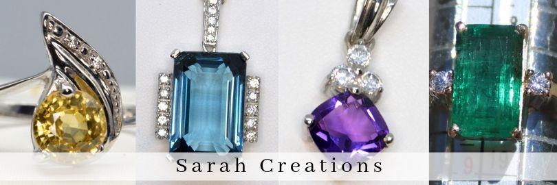 sarah creations store jewelers manufactures association