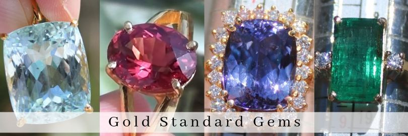 Gold standard gems store Jewelers Manufactures Association