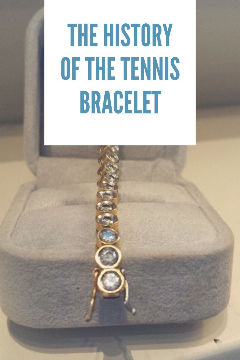 The History of The Tennis Bracelet