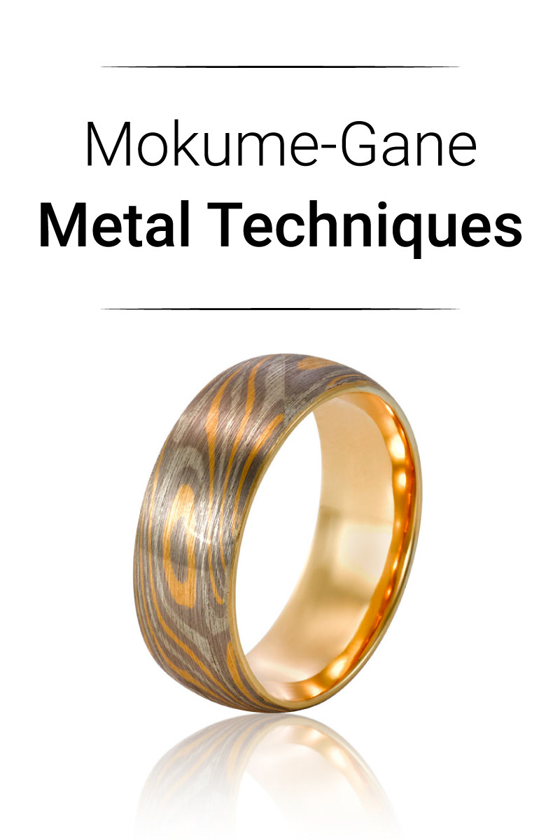 How To Make Mokume-gane Jewelry
