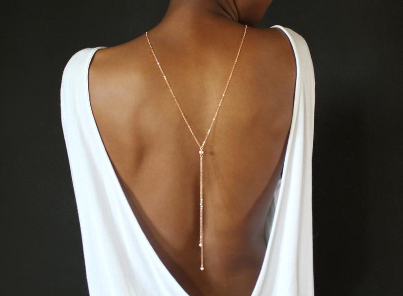 The Backdrop Necklace