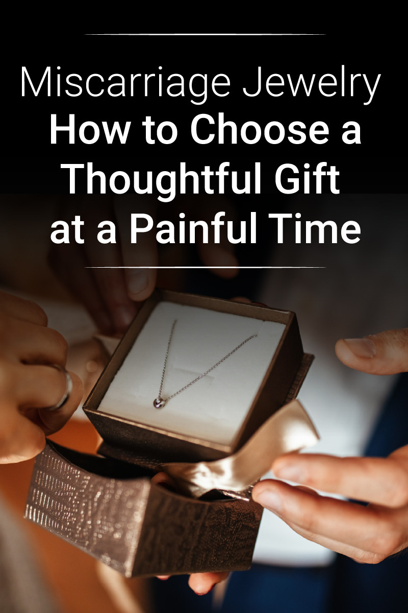 Miscarriage Jewelry Thoughtful Gifts For A Difficult Time
