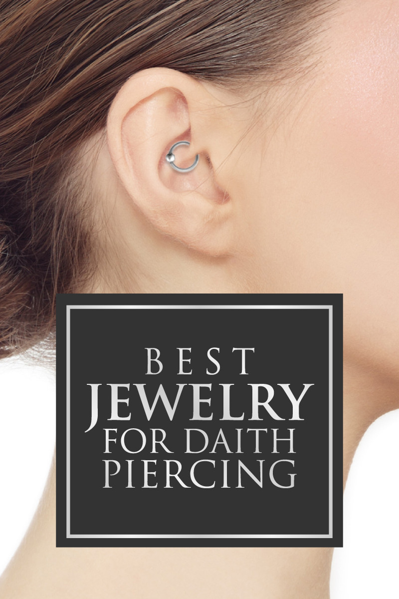 Choosing The Best Jewelry for Daith Piercings
